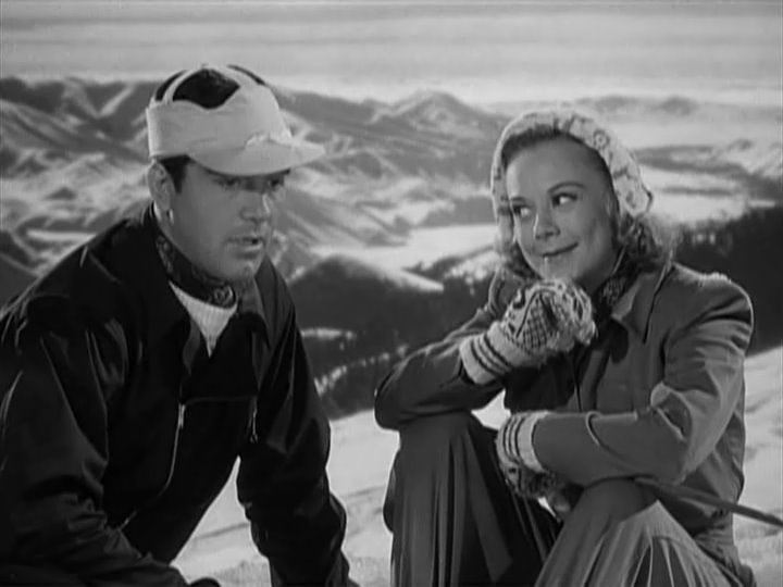 Sonja Henie movie sun valley serenade