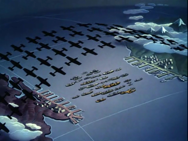 Image result for victory through air power 1943