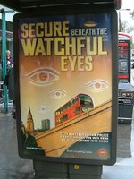 Secure beneath the watchful eyes