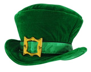 This is a stupid green hat